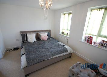 Thumbnail 4 bed semi-detached house to rent in Addington Avenue, Wolverton, Milton Keynes