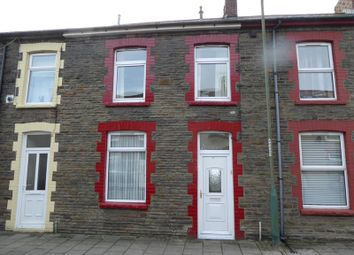 Thumbnail 2 bed terraced house to rent in Ilan Road, Abertridwr, Caerphilly