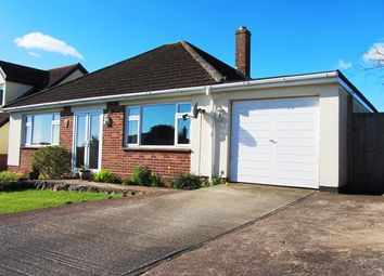 Thumbnail 3 bed bungalow for sale in Coker Avenue, Watcombe Park, Torquay