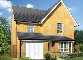 "Thumbnail 4 bed semi-detached house for sale in ""Kennington"" at Knights Way, St. Ives, Huntingdon"