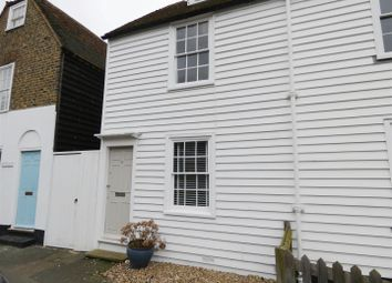 Thumbnail 3 bed end terrace house to rent in Waterloo Road, Whitstable