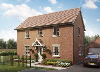 "Thumbnail 3 bed detached house for sale in ""Buchanan"" at Bevans Lane, Pontrhydyrun, Cwmbran"