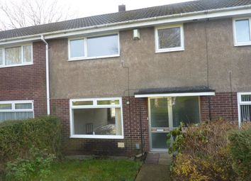 Thumbnail 3 bed terraced house to rent in Fairhill, Fairwater, Cwmbran