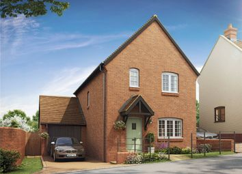 Thumbnail 3 bed detached house for sale in Off Coppice Hill, Bishops Waltham, Southampton, Hampshire