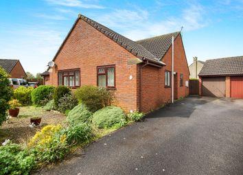 Thumbnail 3 bed semi-detached bungalow for sale in Davenant Close, Gillingham