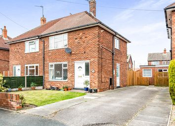 Thumbnail 2 bed semi-detached house for sale in Park Avenue, Allerton Bywater, Castleford