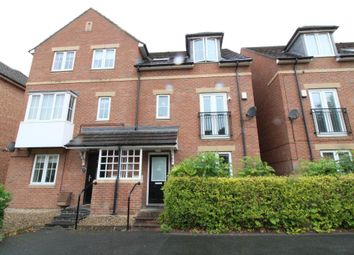 Thumbnail 4 bed semi-detached house for sale in Mill Vale, Newburn, Newcastle Upon Tyne