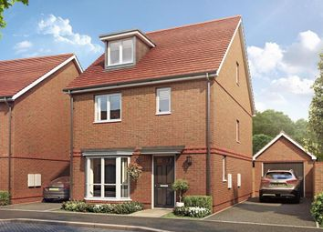 """Thumbnail 4 bed detached house for sale in """"Bayswater"""" at Sir Williams Lane, Aylsham, Norwich"""