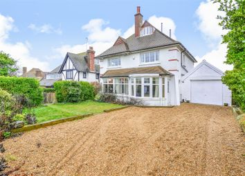 Thumbnail 5 bed detached house for sale in Steyning Road, Rottingdean, Brighton