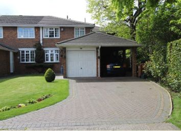 Thumbnail 5 bed end terrace house for sale in Bawtree Close, Sutton