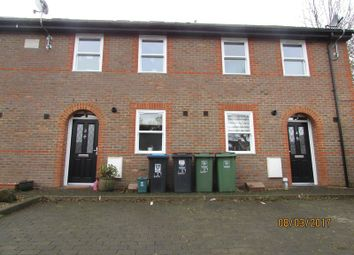 Thumbnail 2 bed end terrace house to rent in Aston Close, Hemel Hempstead