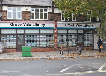 Thumbnail Retail premises to let in 27 Grove Vale, East Dulwich, London