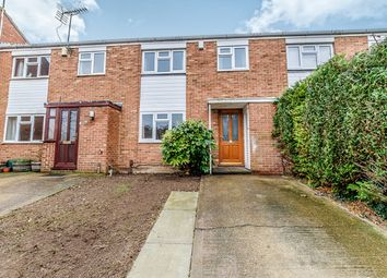 Thumbnail 3 bed terraced house for sale in Wordsworth Close, Lordswood, Chatham