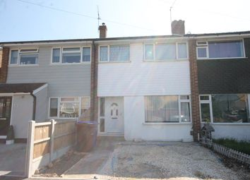 Thumbnail 3 bed property to rent in Hollowfield Avenue, Grays