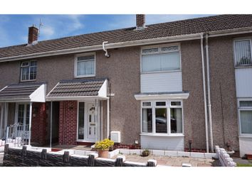 Thumbnail 3 bed terraced house to rent in Briar Dene, Sketty