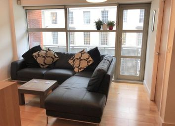 Thumbnail 3 bed flat for sale in Portland Gate, Leeds