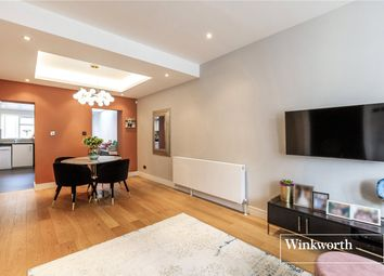 Thumbnail 3 bed terraced house for sale in Brackenbury Road, London