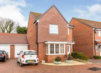 Thumbnail 3 bed detached house for sale in Parker Drive, Buntingford