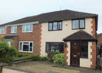 Thumbnail 3 bed semi-detached house to rent in Hazel Crescent, Kidlington