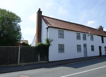 Thumbnail 3 bed semi-detached house for sale in Main Road, Saltfleet, Louth