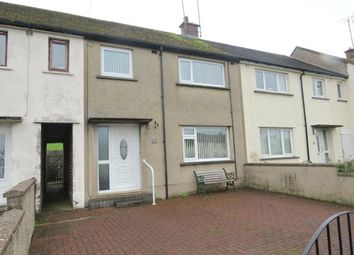 Thumbnail 3 bed terraced house for sale in Slatefell Drive, Cockermouth, Cumbria