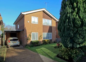 Thumbnail 4 bed detached house for sale in Wrenwood Way, Pinner