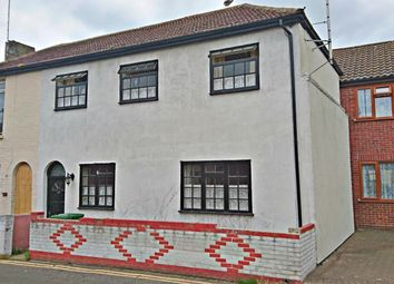 Thumbnail 3 bedroom semi-detached house for sale in North Market Road, Great Yarmouth