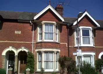 Thumbnail 2 bedroom terraced house to rent in Beverley Road, Canterbury
