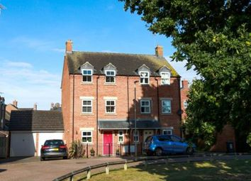 Thumbnail 4 bed town house for sale in Mount Pleasant Kingsway, Quedgeley, Gloucester, Gloucestershire