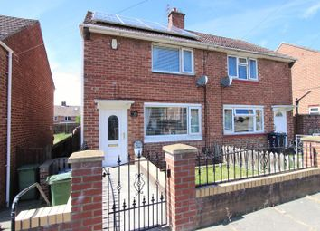 Thumbnail 2 bed semi-detached house for sale in Galsworthy Road, Grindon, Sunderland