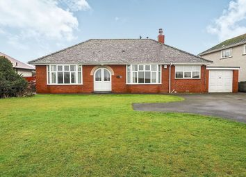 Thumbnail 3 bed bungalow for sale in Skinburness Road, Silloth, Wigton