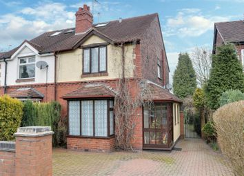 Lawton Road, Alsager, Stoke-On-Trent ST7. 3 bed semi-detached house for sale