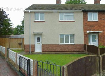 Thumbnail 3 bed end terrace house for sale in Swaithe Avenue, Scawthorpe, Doncaster.