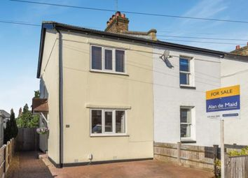Thumbnail 2 bedroom semi-detached house for sale in Wellington Road, Bromley