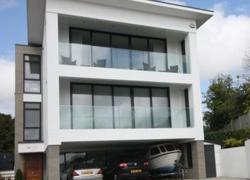 Thumbnail 4 bed detached house for sale in Whitecliff, Poole