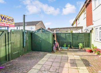 Thumbnail 3 bed end terrace house for sale in Speldhurst Close, Ashford, Kent