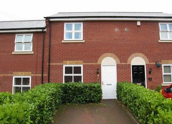 Thumbnail 2 bed terraced house to rent in Osborne Close, Off New Park Close, Shrewsbury