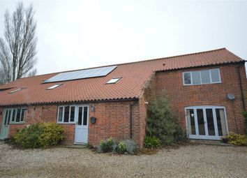 Thumbnail 4 bed mews house for sale in Rose Barns, The Hill, Coltishall, Norwich