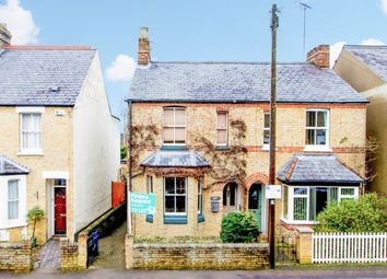 Thumbnail 2 bed end terrace house to rent in William Street, Marston, Oxford