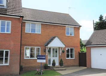 Thumbnail 3 bed semi-detached house for sale in Spilsby Meadows, Spilsby