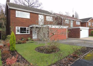 Thumbnail 4 bed detached house for sale in Haven Close, Hazel Grove, Stockport