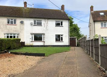 Thumbnail 3 bed semi-detached house for sale in East End, Ingoldsby, Grantham