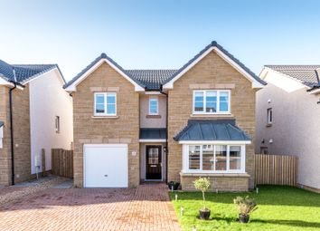 Thumbnail 4 bed detached house for sale in Buick Drive, Arbroath