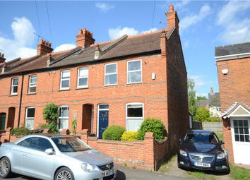Thumbnail 3 bed end terrace house for sale in Kidmore End Road, Emmer Green, Reading