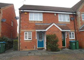 Thumbnail 2 bed semi-detached house to rent in Bond Close, Aylesbury