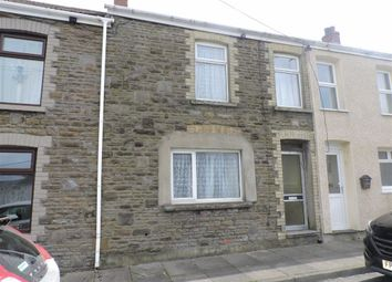 Thumbnail 3 bed terraced house for sale in Cwm Nant Hir Terrace, Tairgwaith, Ammanford