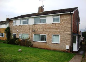 Thumbnail 2 bed maisonette to rent in Mockley Wood Road, Knowle, Solihull