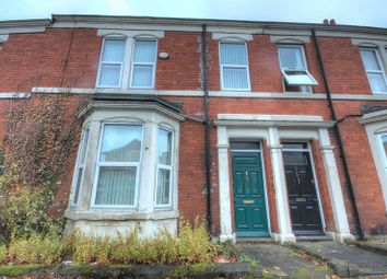 Thumbnail 6 bed terraced house for sale in Osborne Road, Jesmond, Newcastle Upon Tyne