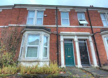 Thumbnail 6 bedroom terraced house for sale in Osborne Road, Jesmond, Newcastle Upon Tyne
