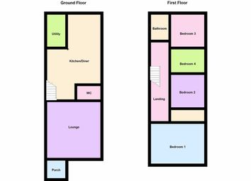 Thumbnail 4 bed property for sale in Lower Alt Hill, Ashton-Under-Lyne